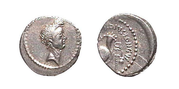 Giulio Cesare - Denario