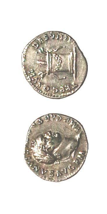 Domiziano - Denario