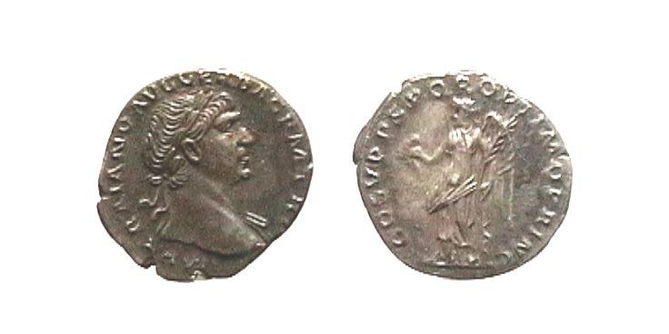 Traiano - Denario