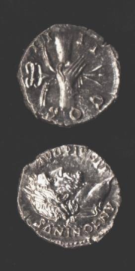 Antonino Pio - Denario