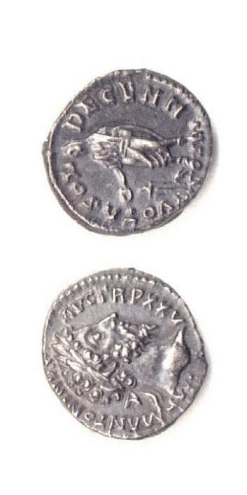 Marco Aurelio - Denario