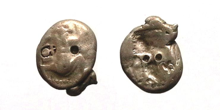 Lydia - Impero persiano