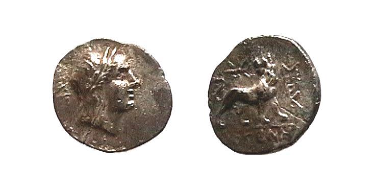 Miletos - Tetrobolo