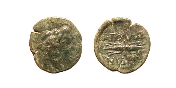 Apollonia - Bronzo Ø16