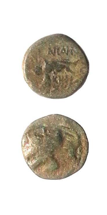 Apameia - Bronzo Ø15