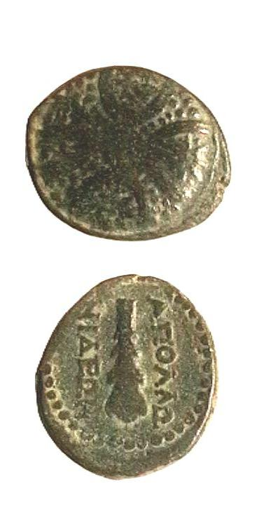 Apollonia - Bronzo Ø18