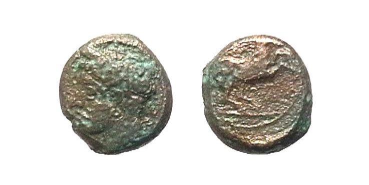 Carthage - Bronzo Ø15