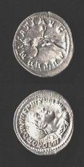 Gordiano III - Denario