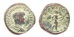 Gordiano III - Sesterzio
