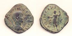 Filippo II figlio - Sesterzio