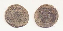 Massimiano Ercole - Antoniniano