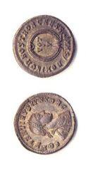 Costantino II - Bronzo Ø19