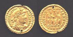 Valentiniano I - Solido