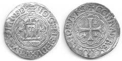 Genova - Gian Galeazzo Maria Sforza - Testone da 20