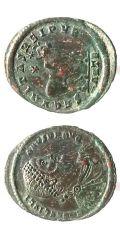 Giuliano II l'Apostata - Maiorina