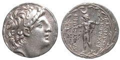 Antiochos VIII - Tetradramma