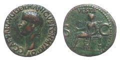 Caligola - Asse