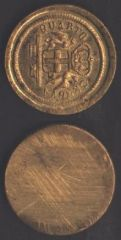 Peso monetario - Genova - Quarto