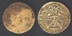 Peso monetario - Savoia - Doppia