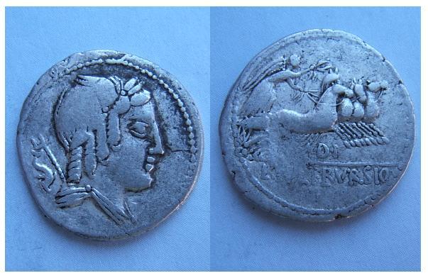 Lucius Iulius Bursio 85 a.C. (julia 5)