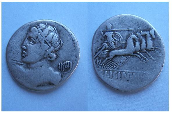 Caius Licinius Lucii filius Macer 84 a.C. (licinia 16)