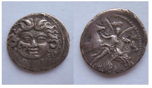 Lucius Plautius Plancus 47 a.C.( Plautia 15)