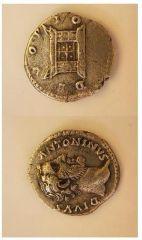 Antonino Pio (Titvs Avrelivs Fvlvus Boionivs Arrivs Antoninvs)  138 -161 d.C.
