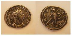 Severvs Alexander ( gessivs Bassianvs Alexianvs) 222-235 d.C.