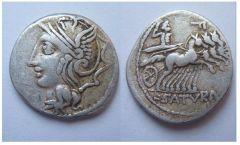 Lucius Appuleius Saturninus   104 a.C.  (Appuleia 1)