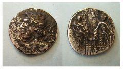 Lvcivs Caesivs  (o Caesilivs)  112-111 a.C. (Caesia 1)