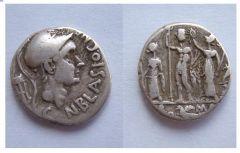 Cnaeus Blasio Cnaeus Filius 112-111 a.C. (Cornelia 20)