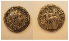 Marcvs antonivs Gordianvs (Gordiano III)   238-244 d.C.