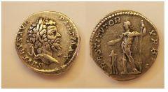 lvcivs Septimivs Severvs  193-211 d.C.