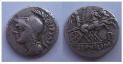 Publius Servilius M.f. Rullus 100 a.C (Servilia 14)