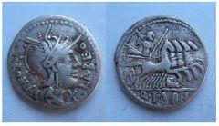 Q.Fabius Labeo 124 a.C (fabia 1)