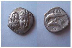 Istros- Nord Tracia (Mileto) 400-350 a.C.