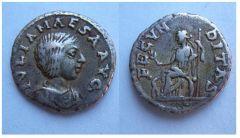 Giulia Maesa 218-223 d.C.