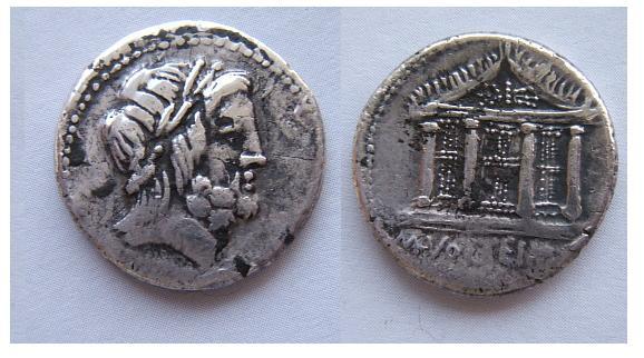 Marcus Volteius Marci  Filius  78 a.C. (Volteia 1)