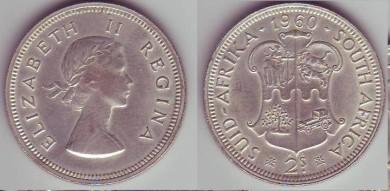 fiorino Sudafrica Elisabetta II