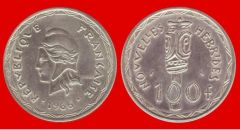 100 franchi Nuove Ebridi