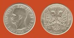 5 Lek Albania