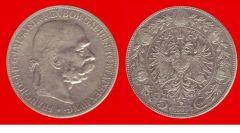 5 corone austria-ungheria