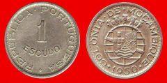 1 escudo Mozambico, terzo tipo