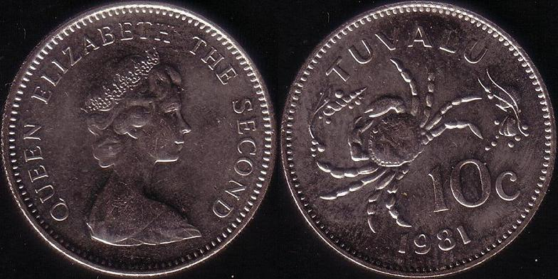 10 Cents - 1981