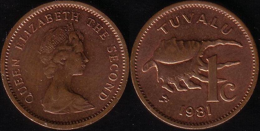 1 Cent - 1981