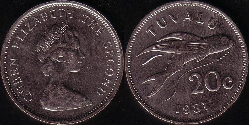 20 Cents - 1981