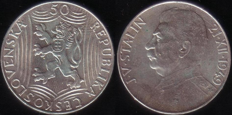 50 Korun - 1949