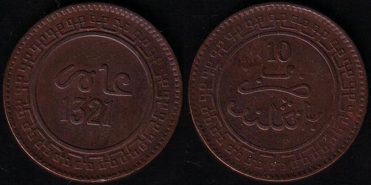 10 Mazunas – 1321