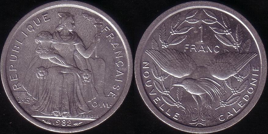 1 Franco – 1982