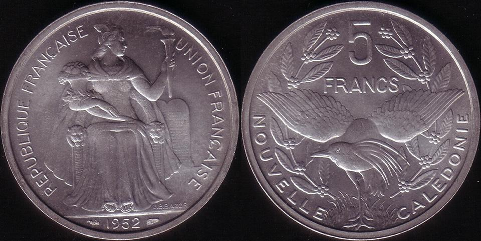 5 Franchi – 1952